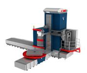 Горизонтально расточные станки с подвижной стойкой WRF 130/150/160 CNC